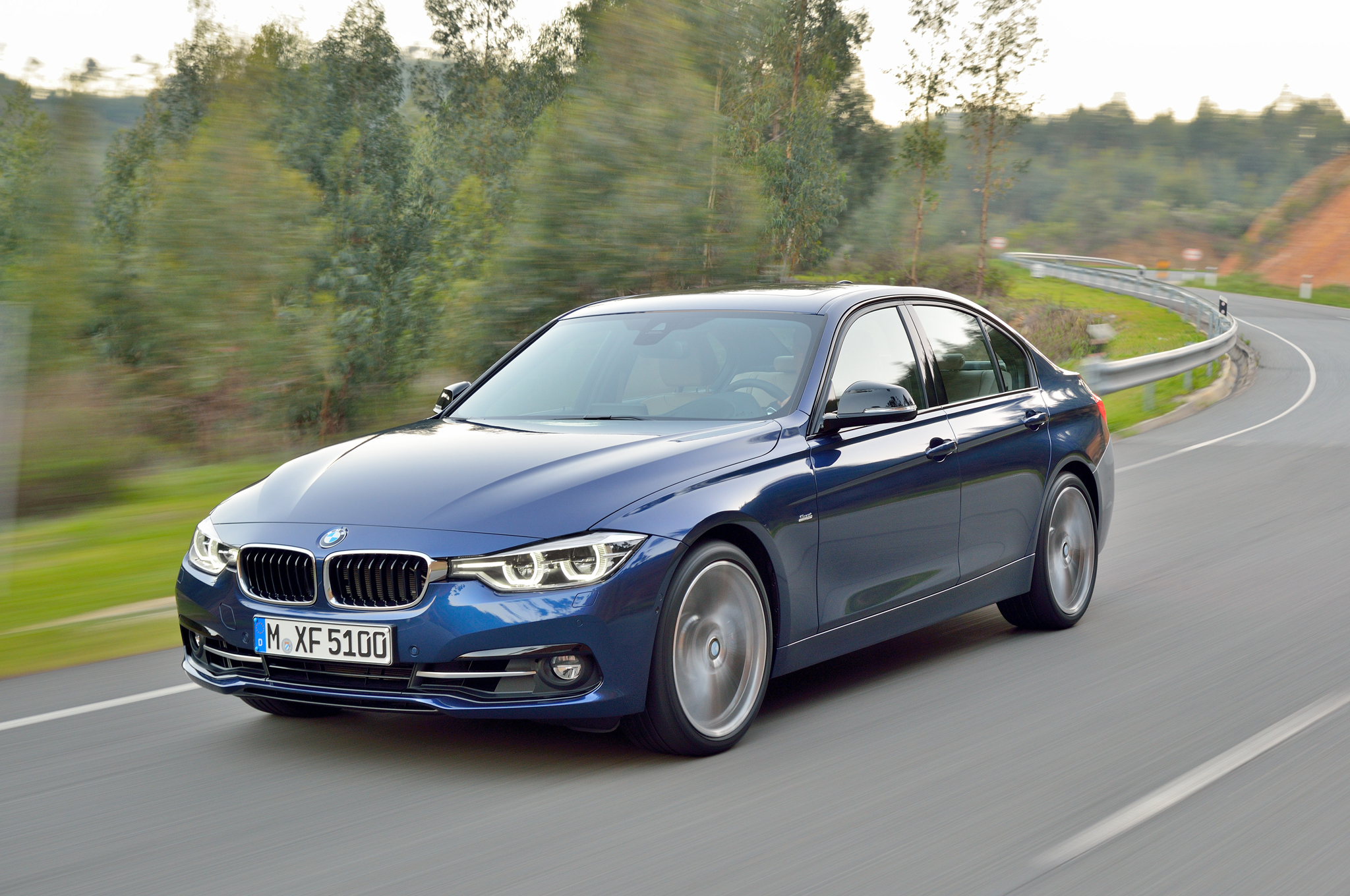 2016 bmw 340i xdrive road test review pricing fuel economy specifications. Black Bedroom Furniture Sets. Home Design Ideas