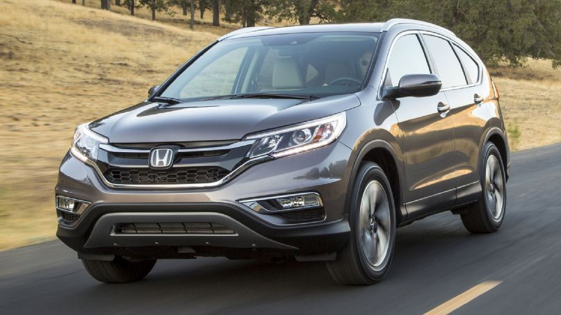 2015 Honda CR-V Road Test, Review, Pricing, Fuel Economy ...