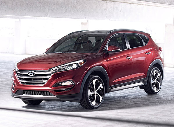 2016 hyundai tucson road test review pricing fuel economy specifications. Black Bedroom Furniture Sets. Home Design Ideas