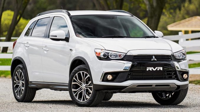 2016 Mitsubishi Rvr Road Test Review Pricing Fuel Economy