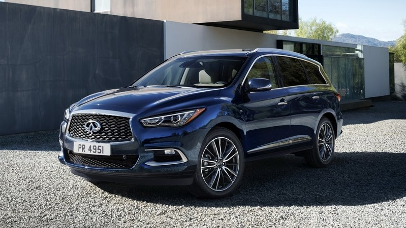 2016 infiniti qx60 road test review pricing fuel. Black Bedroom Furniture Sets. Home Design Ideas