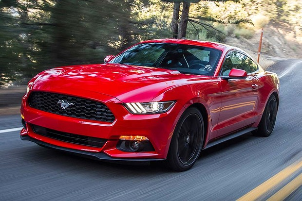2015 Ford Mustang V6 Road Test, Review, Pricing, Fuel ...