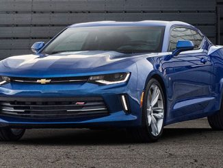 chevrolet camaro six sports car mo design