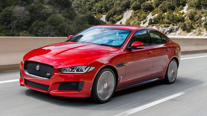 2017 jaguar xe road test review pricing fuel economy specifications
