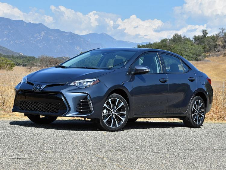 2017 Toyota Corolla Road Test Review Pricing Fuel
