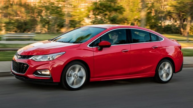 2017 chevrolet cruze sedan road test review pricing fuel economy specifications. Black Bedroom Furniture Sets. Home Design Ideas