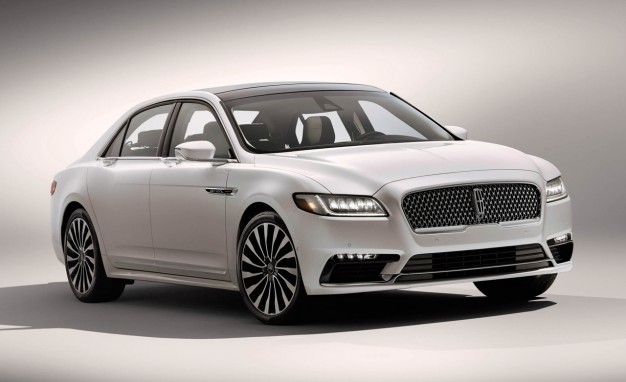 Road Test 2017 Lincoln Continental 3 0l Reserve