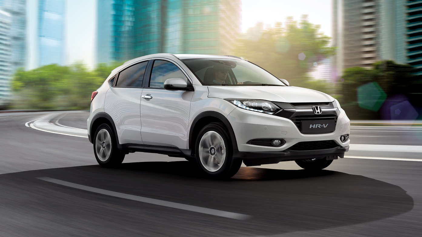 2017 Honda Hr V Test Drive And Review Specifications