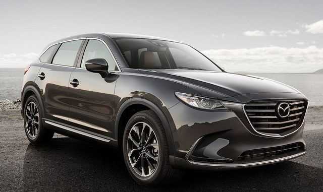 Mazda cx 9 review 2017