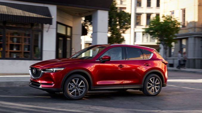 By Shari Prymak 2017 Mazda Cx 5 Gt