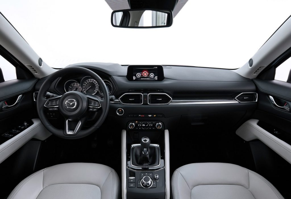 Mazda-CX5-2018-interior - Car Help Canada