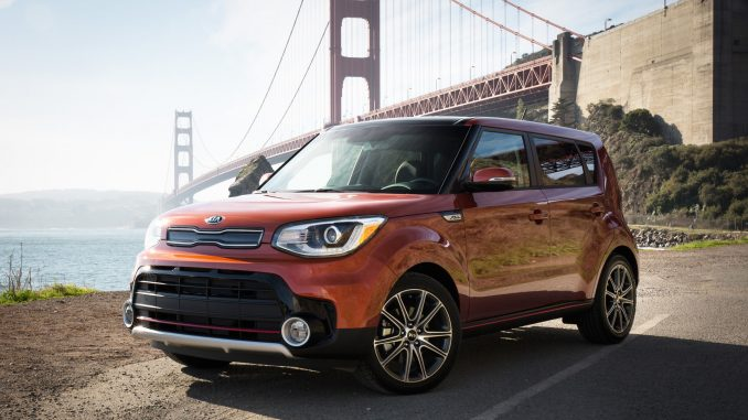 review and test drive 2018 kia soul sx turbo. Black Bedroom Furniture Sets. Home Design Ideas