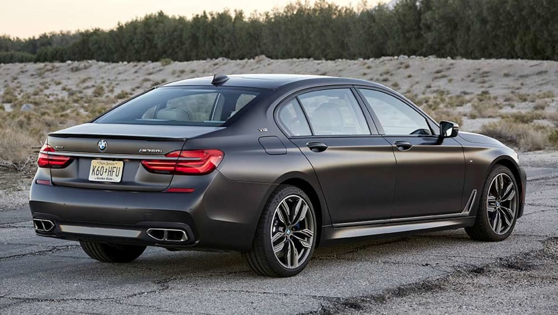 2018 Bmw M760li Xdrive 2 Car Help Canada