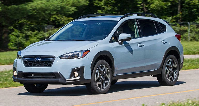 2018 Subaru Crosstrek Test Drive and Review ...