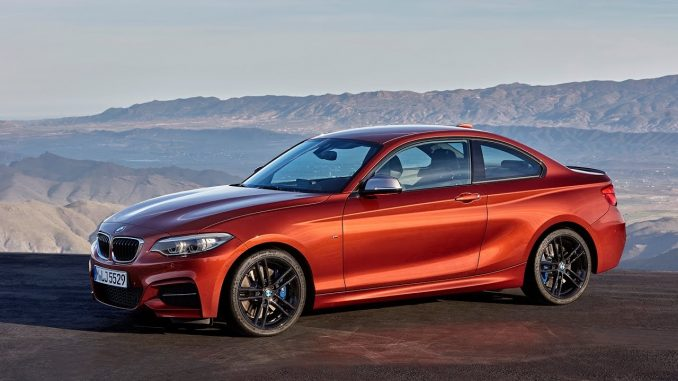 2018 Bmw M240i Test Drive And Review Specifications Fuel