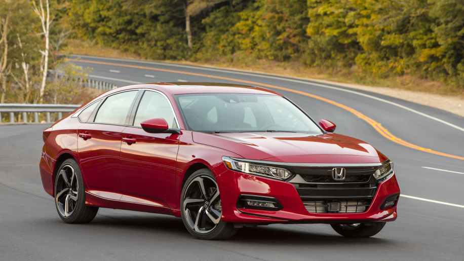 2018 Honda Accord Test Drive And Review Specifications