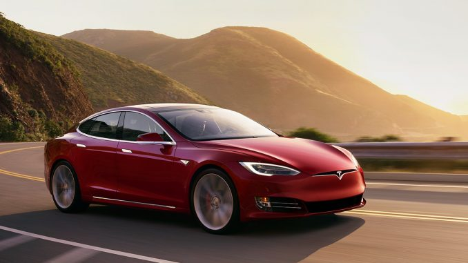 Road Test 2018 Tesla Model S P100d