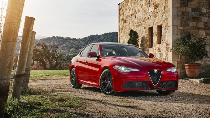 2018 alfa romeo giulia ti q4 test drive and review, specifications