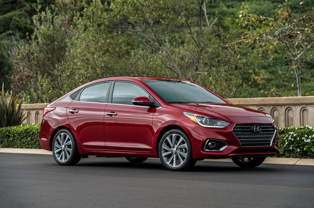 2018 Hyundai Accent Sedan Test Drive And Review