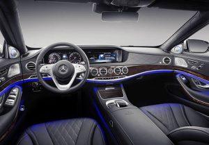 2018 Mercedes S 560