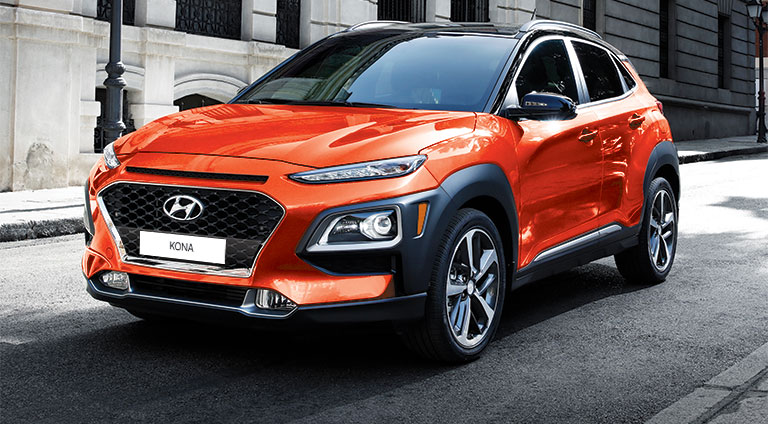 South Trail Hyundai >> Review and Test Drive 2018 Hyundai Kona 1.6T Ultimate