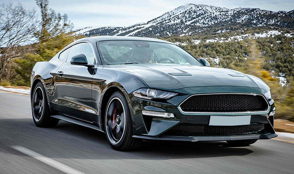 2019 Ford Mustang Sports Car The Bullitt Is Back >> Road Test 2019 Ford Mustang Bullitt Car Help Canada