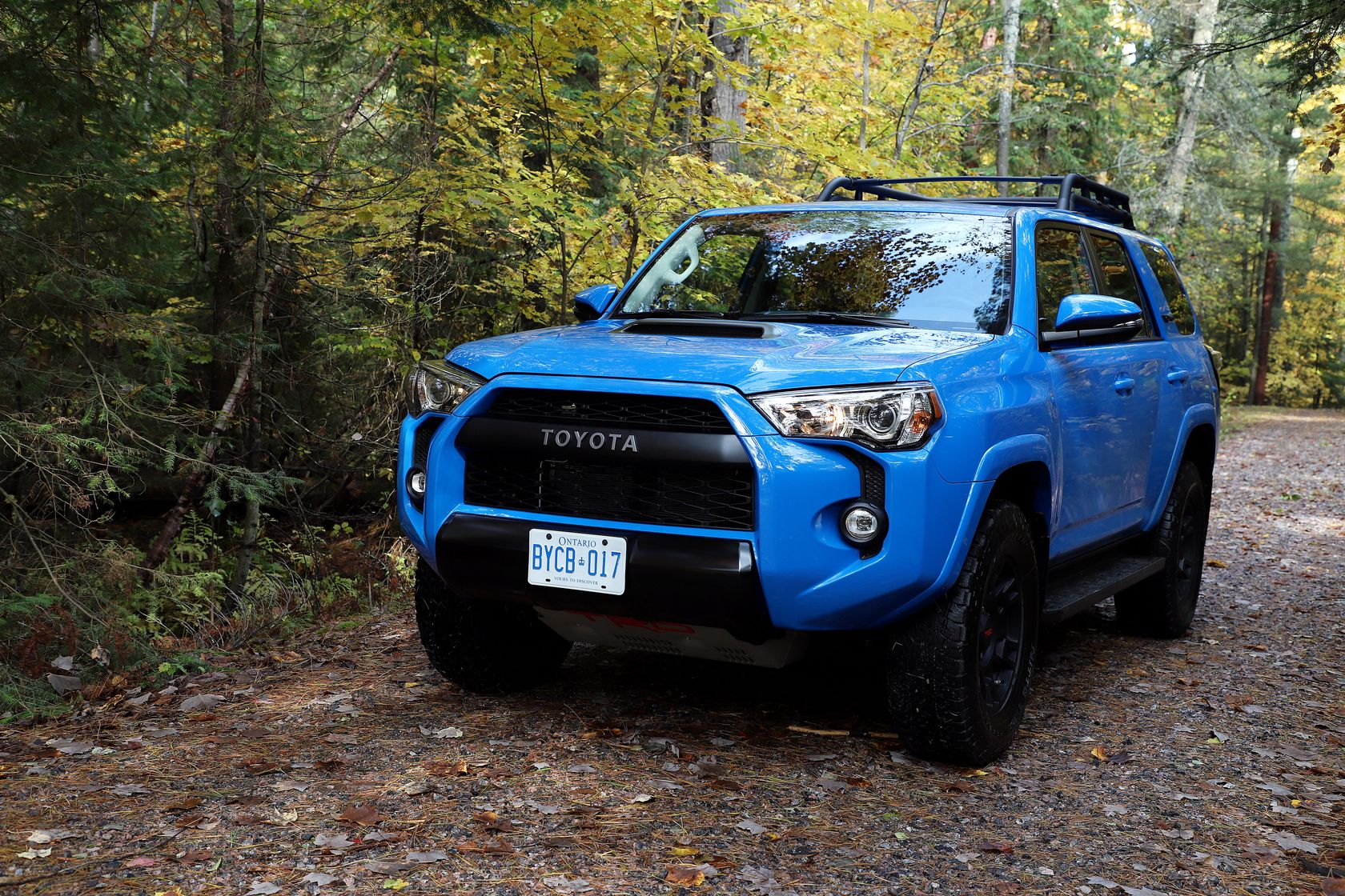 Road Test 2019 Toyota 4runner Trd Pro Car Help Canada