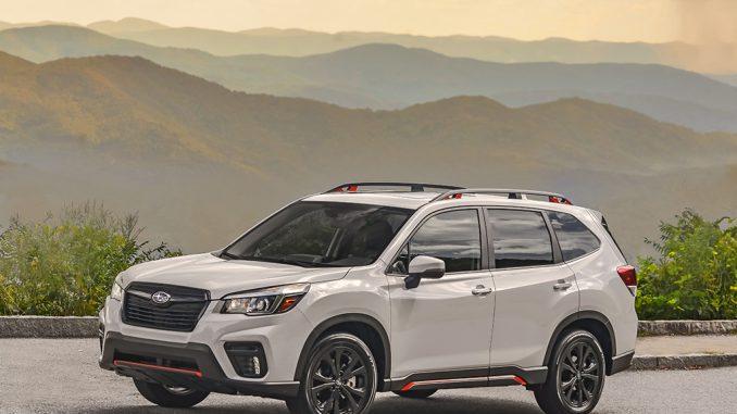 Road Test 2019 Subaru Forester Sport Car Help Canada