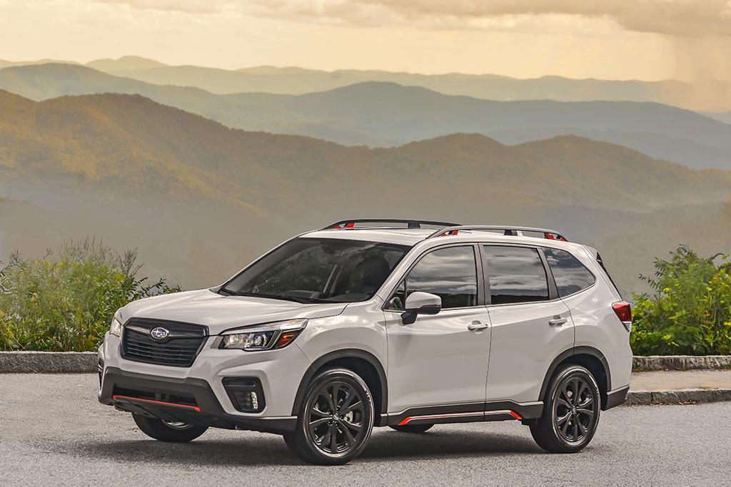 ROAD TEST: 2019 Subaru Forester Sport - Car Help Canada