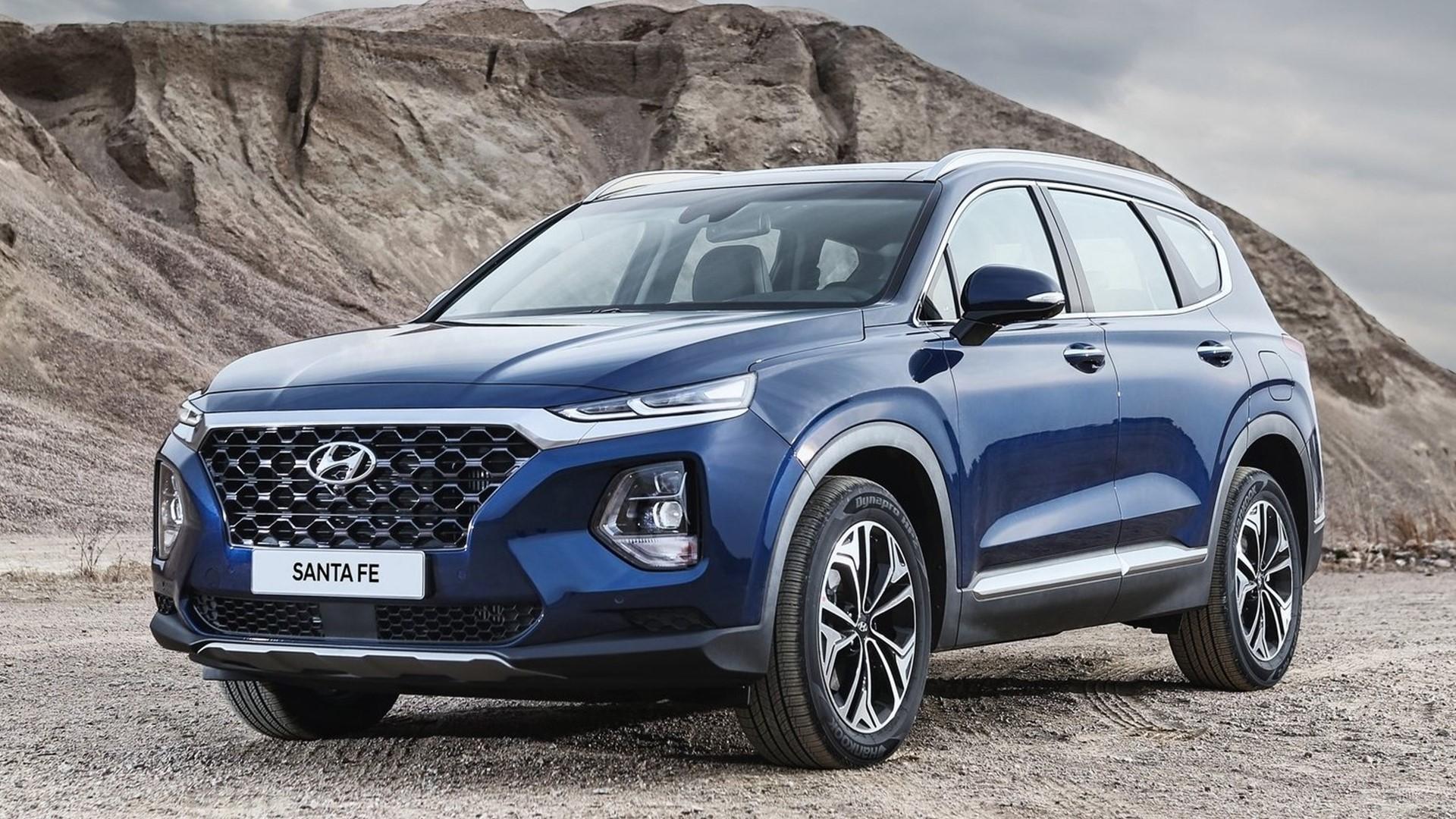 Road Test 2019 Hyundai Santa Fe 2 0t Ultimate Car Help Canada