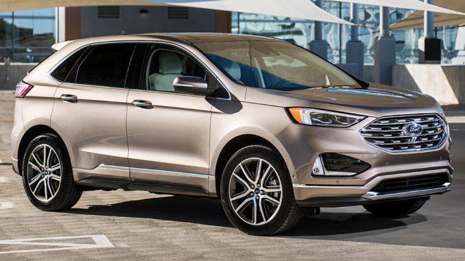 ROAD TEST: 2019 Ford Edge Titanium - Car Help Canada