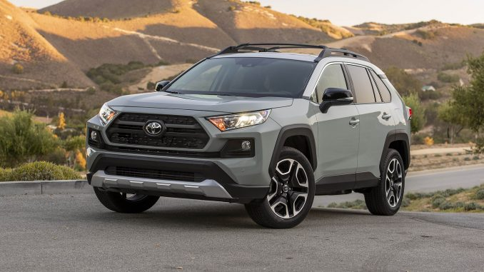 Road Test 2019 Toyota Rav4 Trail Car Help Canada