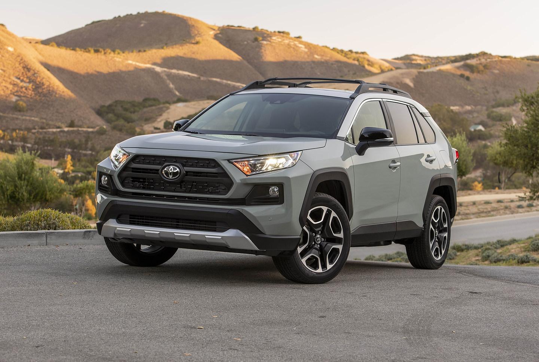 Road Test 2019 Toyota Rav4 Trail Car Help Canada