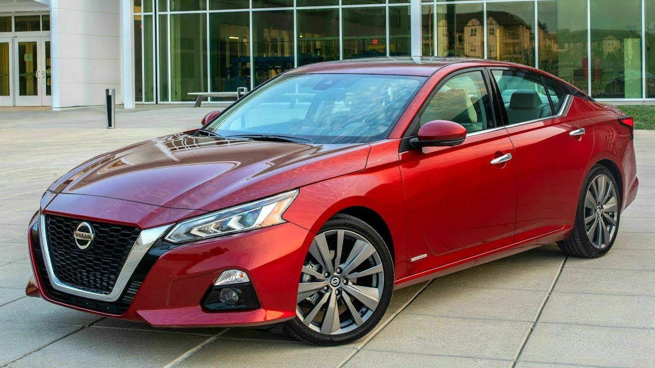 First Drive 2019 Nissan Altima Car Help Canada