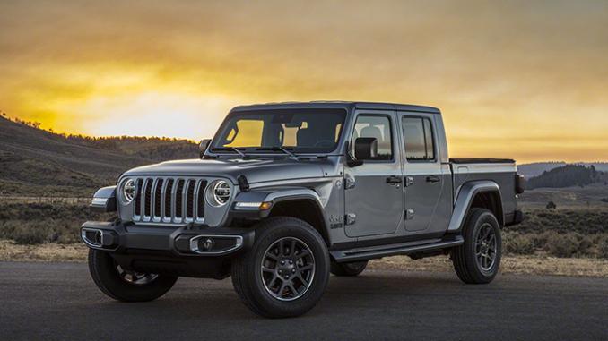 Road Test 2020 Jeep Gladiator Overland Car Help Canada