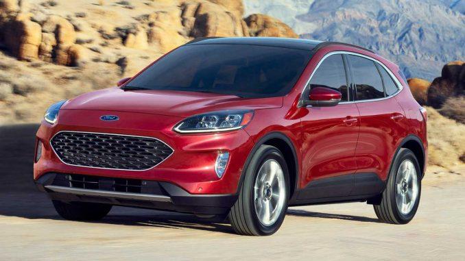Road Test 2020 Ford Escape Titanium Ecoboost Car Help Canada