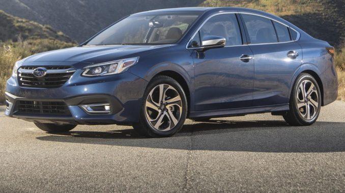 Road Test 2020 Subaru Legacy Gt Premier Car Help Canada