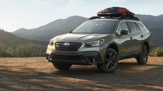road test: 2020 subaru outback premier - car help canada
