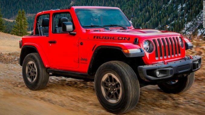 Road Test 2020 Jeep Wrangler 2 Door Rubicon Car Help Canada